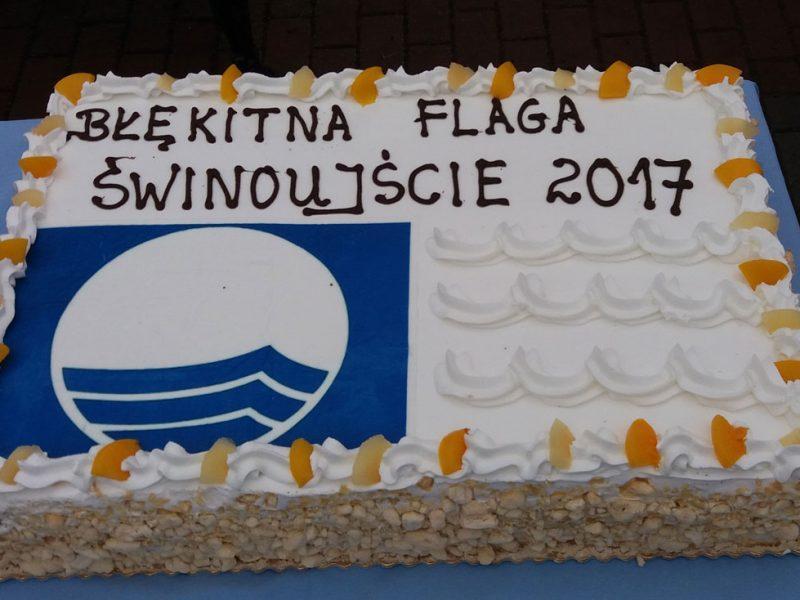 Błękitna Flaga Świnoujscie 2017