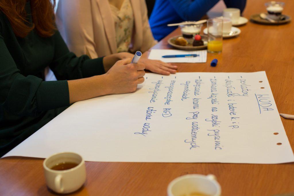 Fundacja-dla-Edukacji-Ekologicznej. Praca w grupach